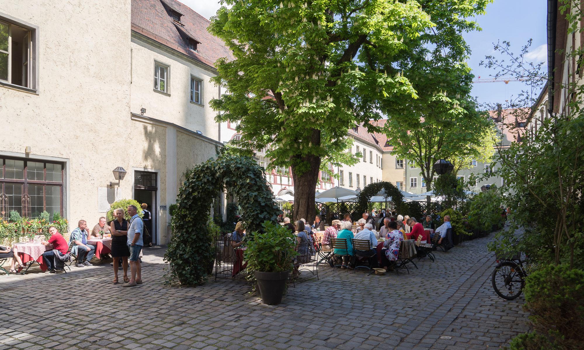 Stobäusplatz Regensburg